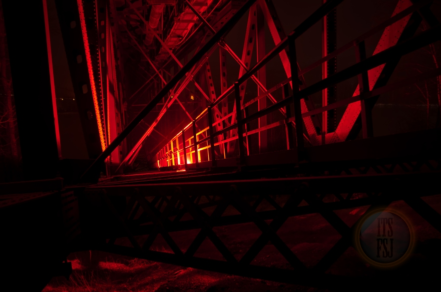 Flares - Taylor Bridge